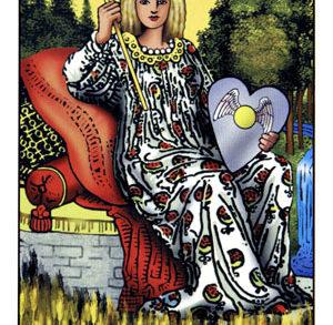 tarot emperatriz